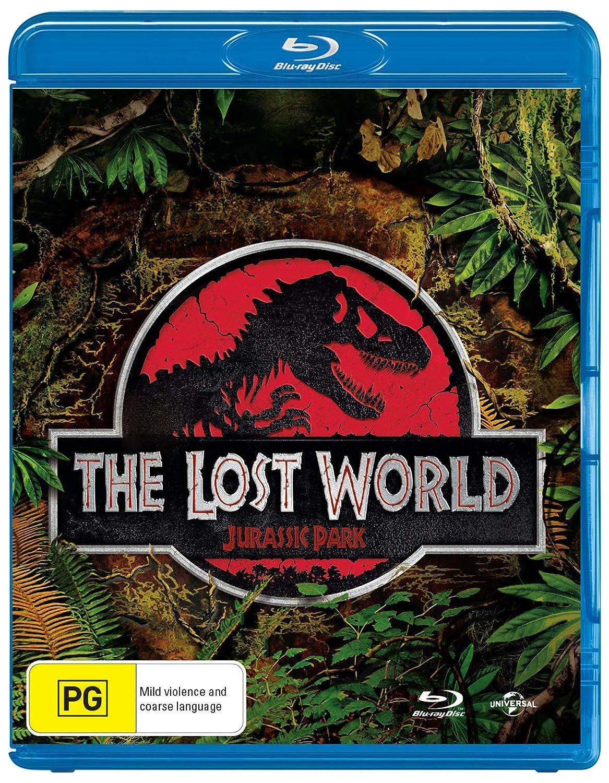 Amazon.com: Jurassic Park 2 The Lost World   Steven Spielberg's   NON-USA  Format   Region B Import - Australia: Pete Postlethwaite, Richard  Attenborough, Jeff Goldblum, Julianne Moore, Steven Spielberg: Movies & TV
