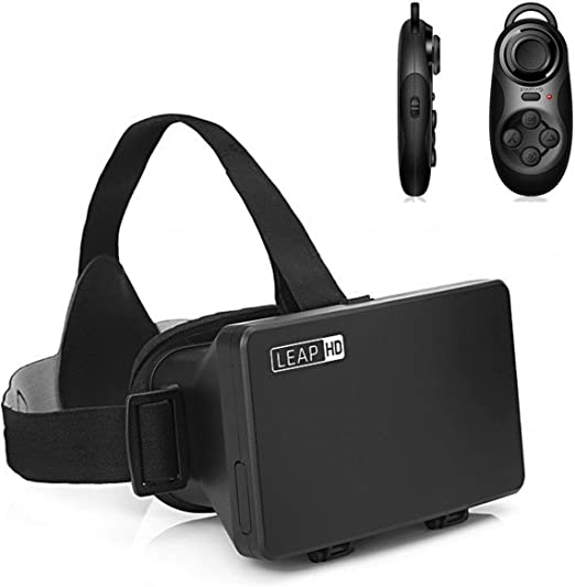 eimolife ® VIRTUAL REALITY cartón TOOLKIT SMARTPHONE VIRTUAL ...