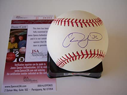 2005 Just Minors Autographs Silver Autographed 32 Chuck James Auto Baseball Card Sports Mem, Cards & Fan Shop Sports Trading Cards