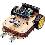 Roinco The Arduino Robotic Kit - (Includes 4 Robots)