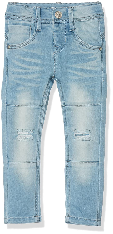 Name It Nittammy Skinny Dnm Pant Light Nmt Noos, Jeans Bambina Blu (Light Blue Denim) 128 13139598