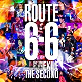 "EXILE THE SECOND LIVE TOUR 2017-2018 ""ROUTE 6・6""(Blu-ray Disc 2枚組)(初回生産限定盤)"