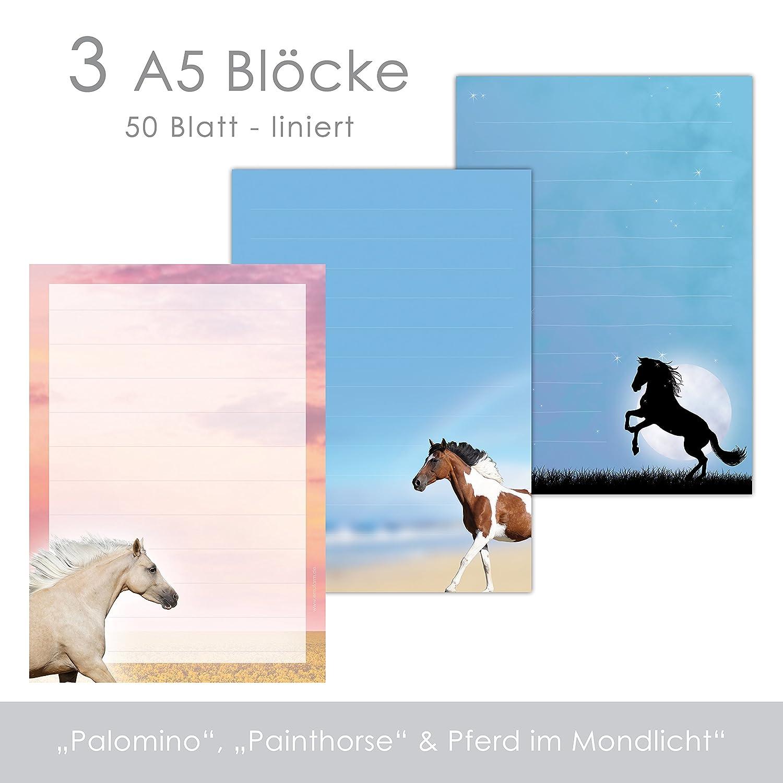 '3x Bloc-notes