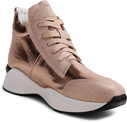 Versa Fashion Lace-Up High Top Sneaker