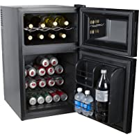 Kalorik WCL 42513 BK 8-Bottle Wine and Beverage Cooler