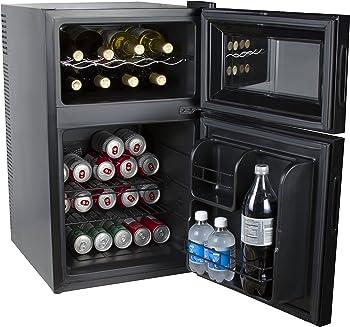 Kalorik WCL 42513 BK 8-Bottle Wine and Beverage Cooler