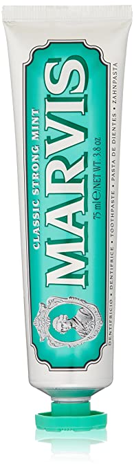 15 opinioni per MARVIS DENTIFRICIO 75ML STRONG MINT