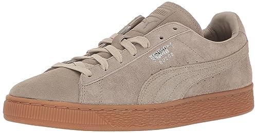 ec4de7dbffe Puma Men s Suede Classic Citi Fashion Sneaker  Amazon.co.uk  Shoes ...