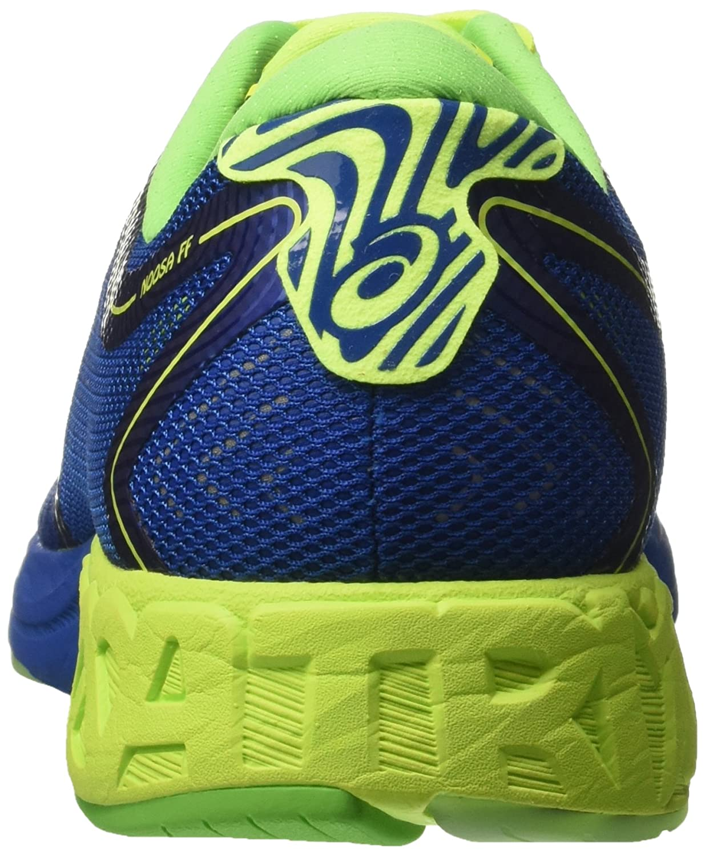 ASICS Herren Noosa Ff T722n-4507 Sneaker Mehrfarbig (Blue,yellow 001)