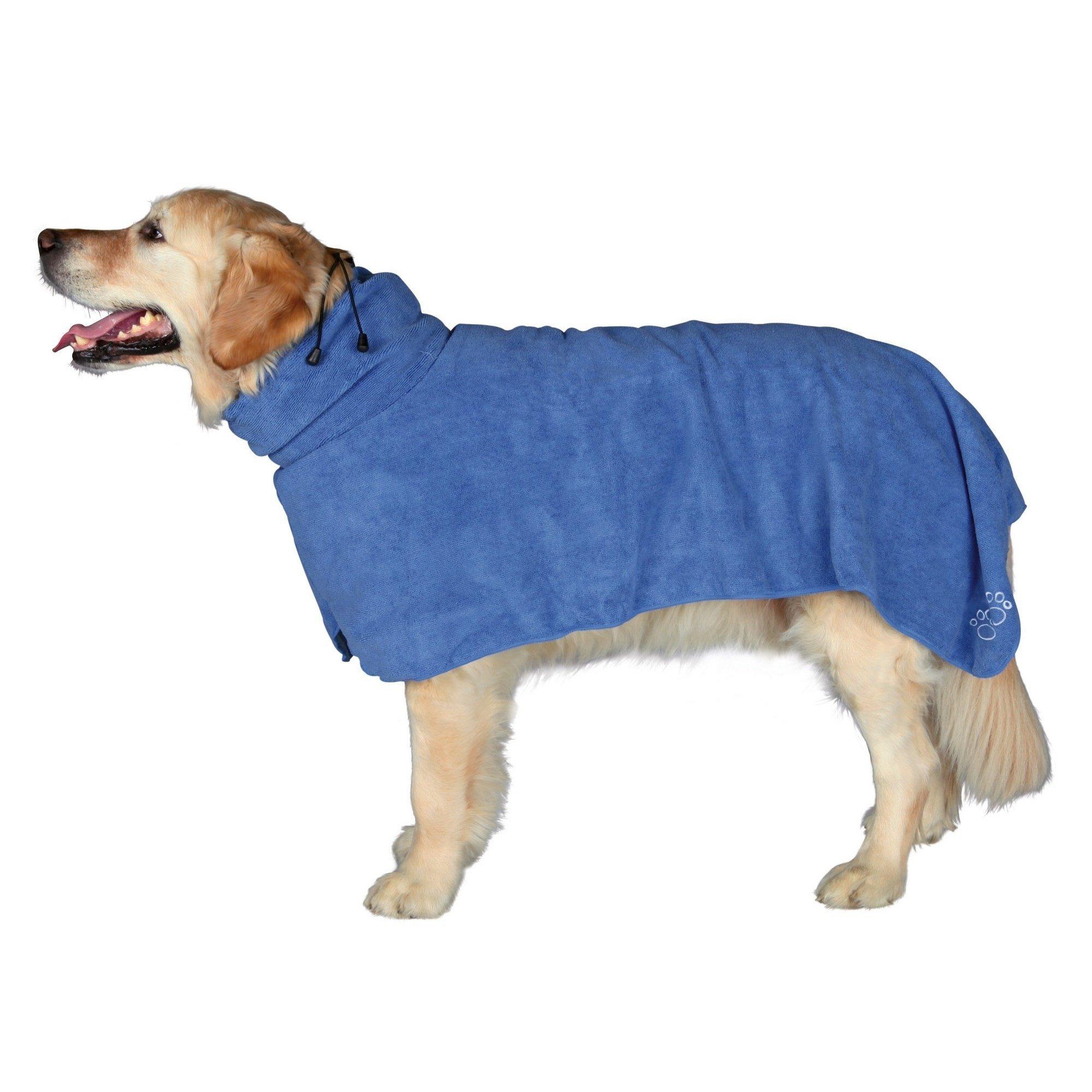 Dog Drying Coat: Amazon.co.uk