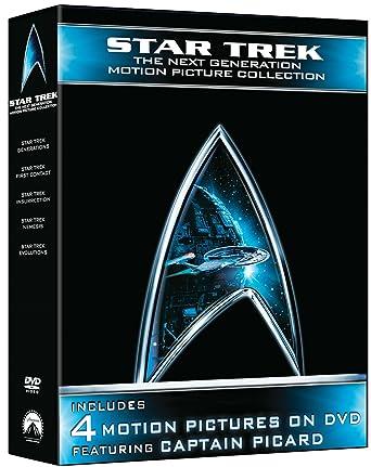 Amazon com: Star Trek: The Next Generation Motion Picture