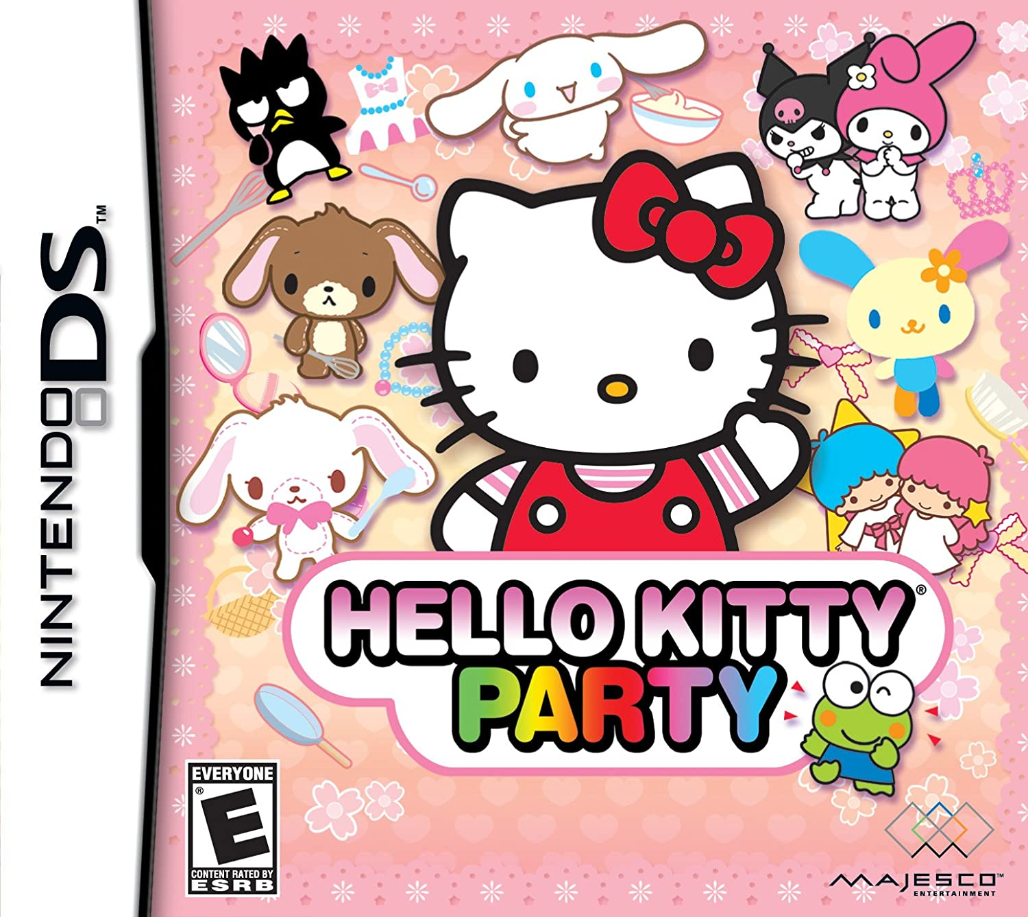 Hello Kitty Party Nintendo Ds Ntsc Amazon In Video Games