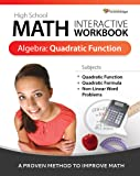 Math Interactive Workbook: Algebra- Quadratic Function [Online Code]
