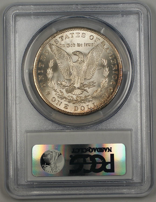 1900 No Mint Mark Morgan Dollar PCGS MS-63 at Amazon's