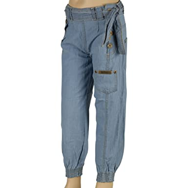 42373316 Amazon.com: Lee Cooper Girls Denim Jeans Casual Fashion Trousers Pants  Cuffed Ankle Age/Size: 13 Years Mid Blue: Clothing