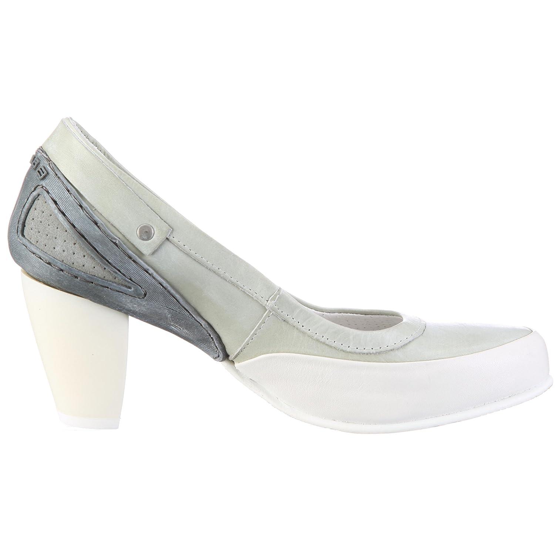 91dbb70b454bc8 Rehab Womens Rihanna Pumps Gray Grau Light Grey Size  40  Amazon.co.uk   Shoes   Bags
