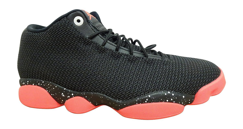 Nike Herren 845098-400 Basketballschuhe, 42 EU  44.5 EU|black infrared 23 anthracite 060