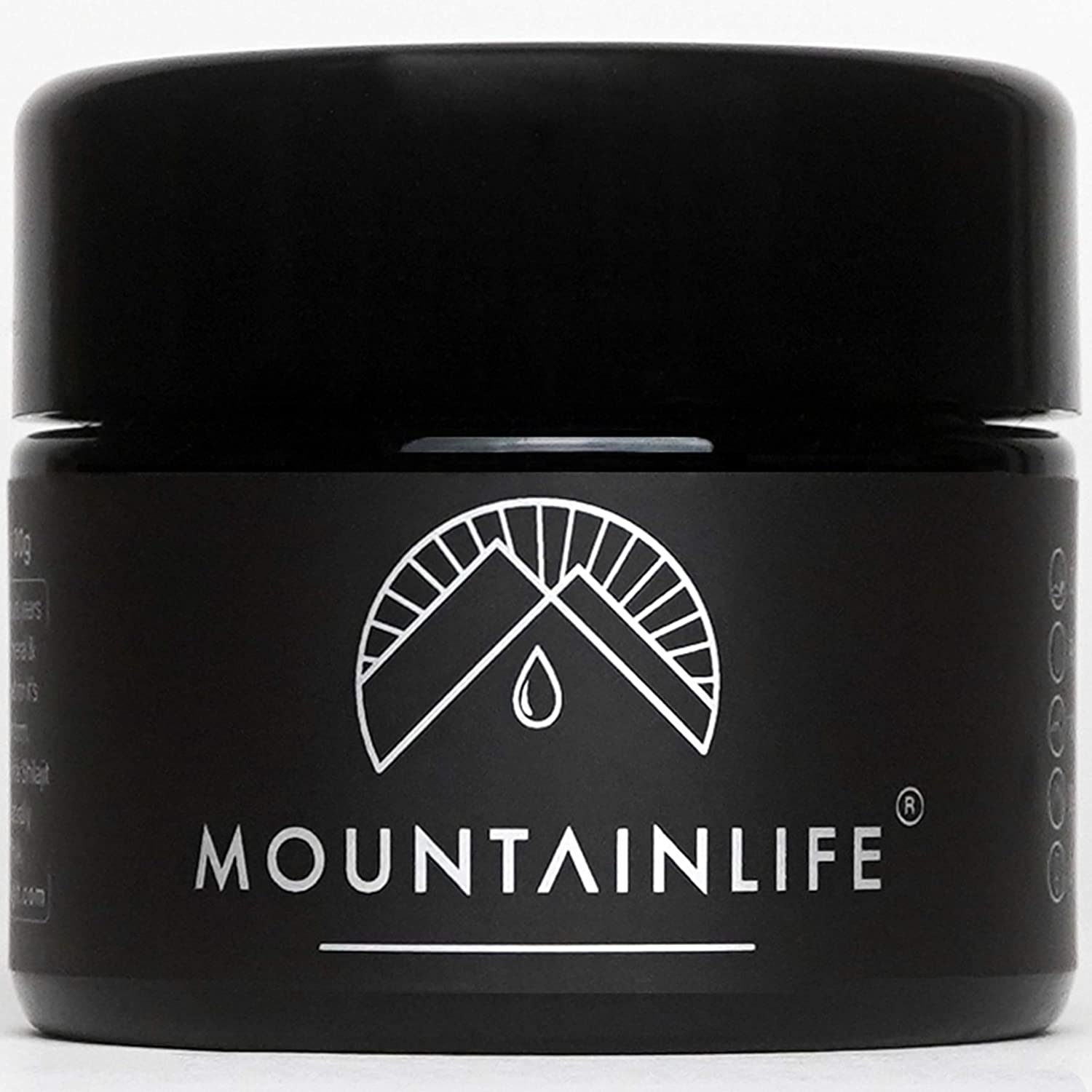 Mountainlife Natural Shilajit Resin | UK Lab Tested | (30g) - 3 Month Supply | Vegan Accredited | Herbal & Mineral Superfood | Miron UV Protected | Rich in Fulvic & Amino Acids, Minerals, Vitamins