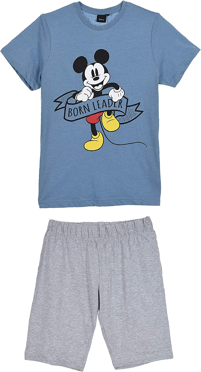 Mickey Mouse Man Short Pajamas