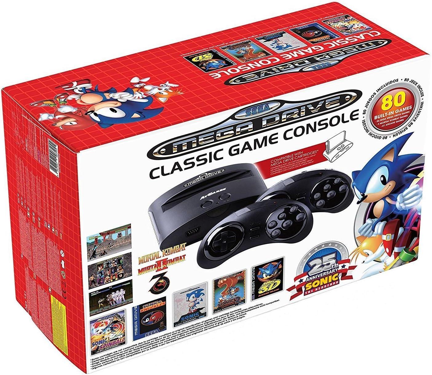 AtGames Sega Genesis Classic Game Console Image 1