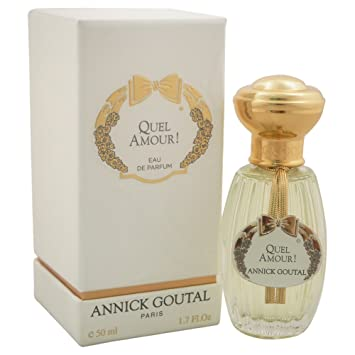Amazoncom Annick Goutal Quel Amour Womens Eau De Parfum Spray
