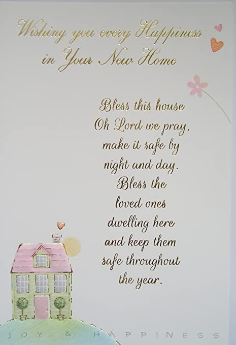 Wishing you every happiness in your new home card religious wishing you every happiness in your new home card religious christian m4hsunfo