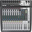Soundcraft Signature 12MTK Analog 12-Channel Multi-track Mixer with Onboard Lexicon Effects