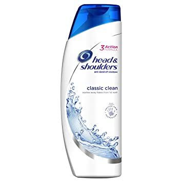 Image result for head & shoulders classic clean shampoo