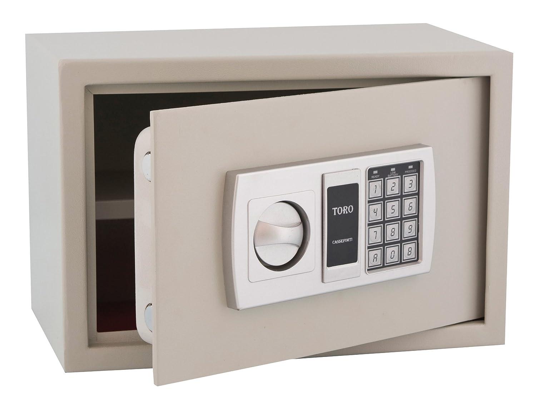 CASSAFORTE ELETTRONICAHOTELCM.36X20X24 MM.5 Ironware
