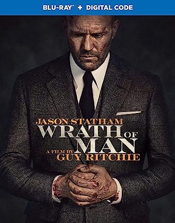 Poster. Wrath of Man
