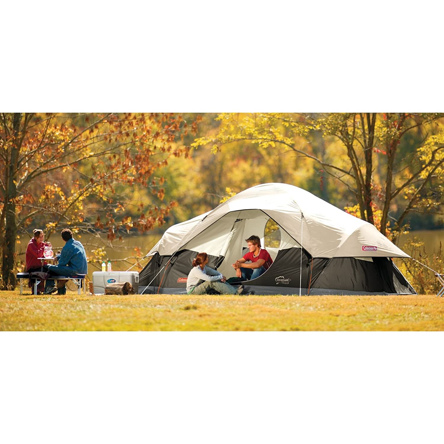 Top 5 C&ing Tent for Family Reviews  sc 1 st  Outdoor Tricks & Best Cabin Tents for Family in 2018 u2013 Outdoor Tricks
