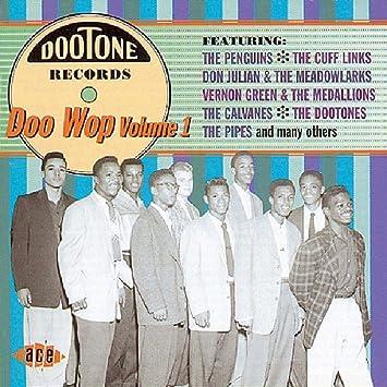 Amazon | Dootone Doo Wop Vol.1 | オムニバス(コンピレーション ...