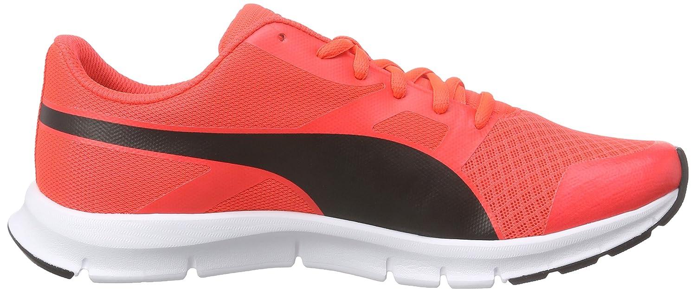 PumaFlexracer - Zapatillas Adultos Unisex, Color Naranja, Talla 44