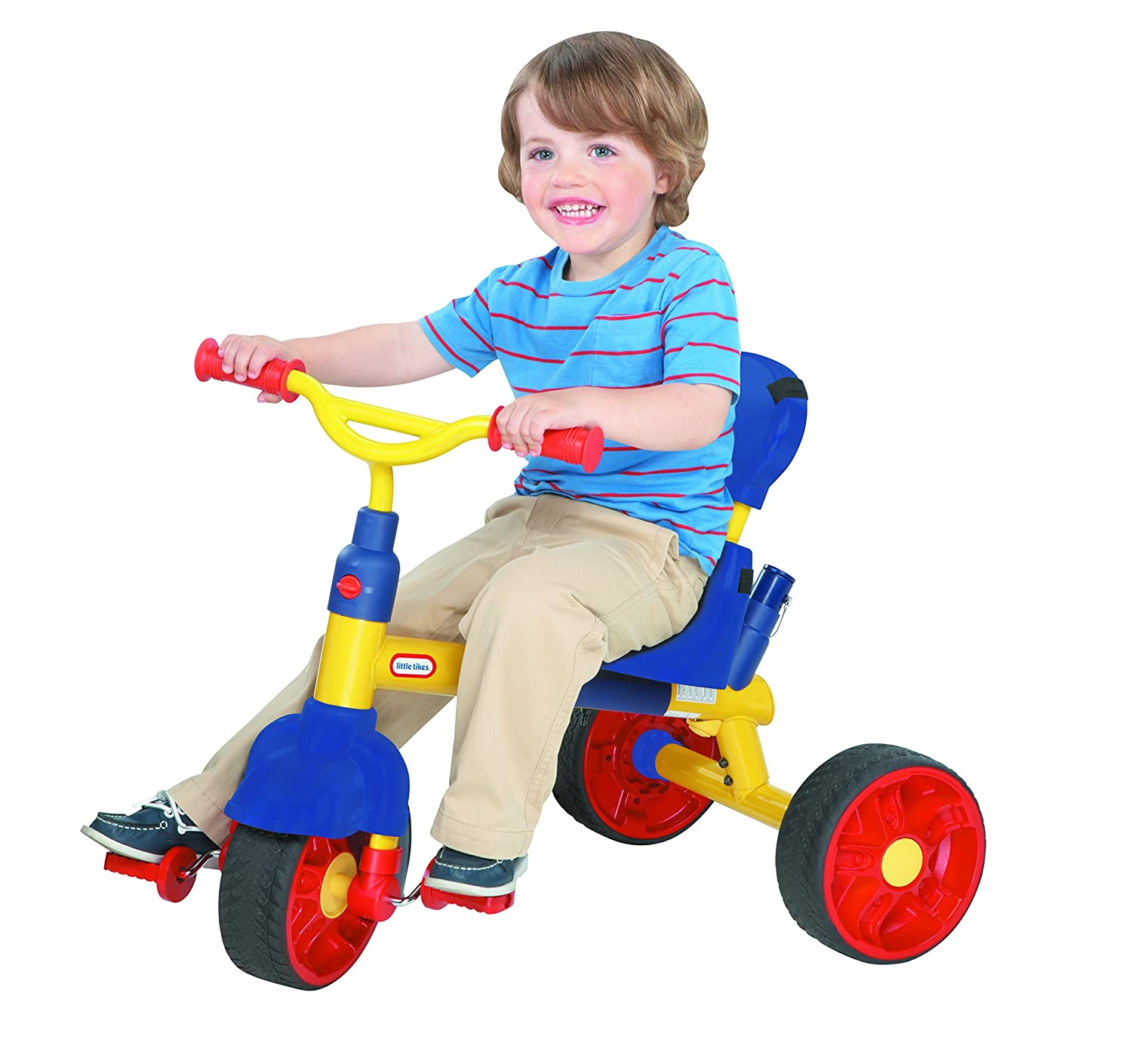 Little Tikes 3-in-1 Learn to Pedal Trike: Amazon.co.uk: Toys & Games