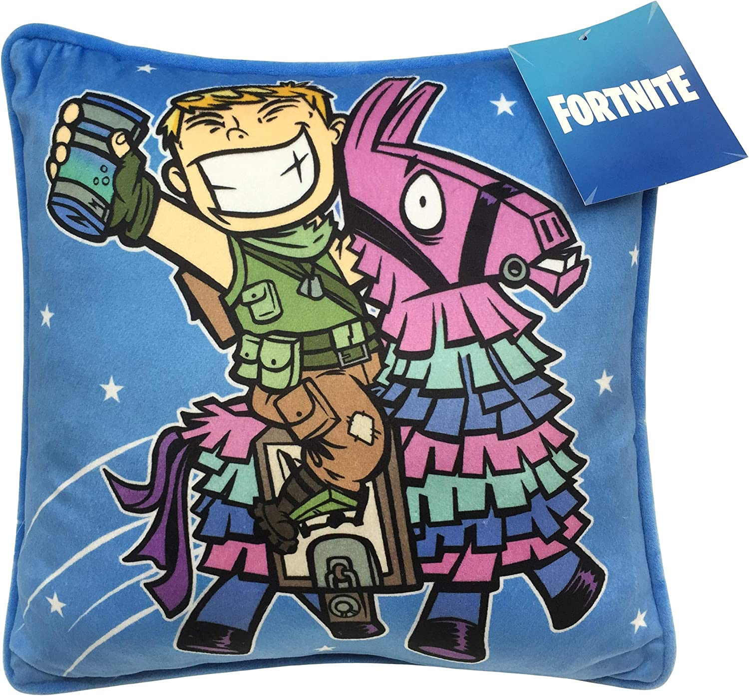 Jay Franco Video Game Decorative Pillow Cover Fortnite