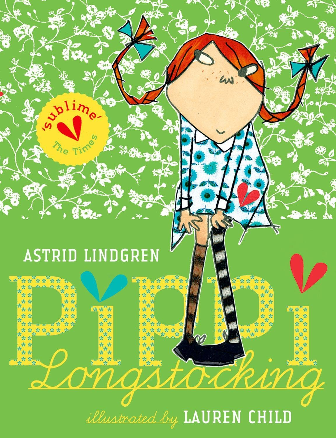 Checking Out Pippi Longstocking From >> Pippi Longstocking Gift Edition Amazon Co Uk Astrid Lindgren