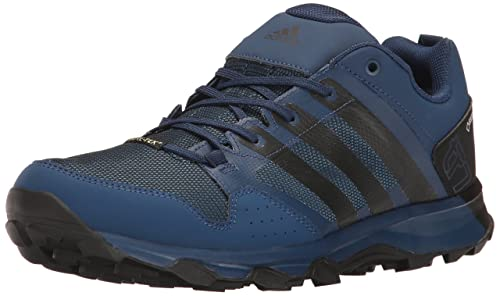 best cheap 2834d 13af0 Adidas Outdoor Men s Kanadia 7 TR Gore-Tex Trail Running Shoe,Mystery Blue