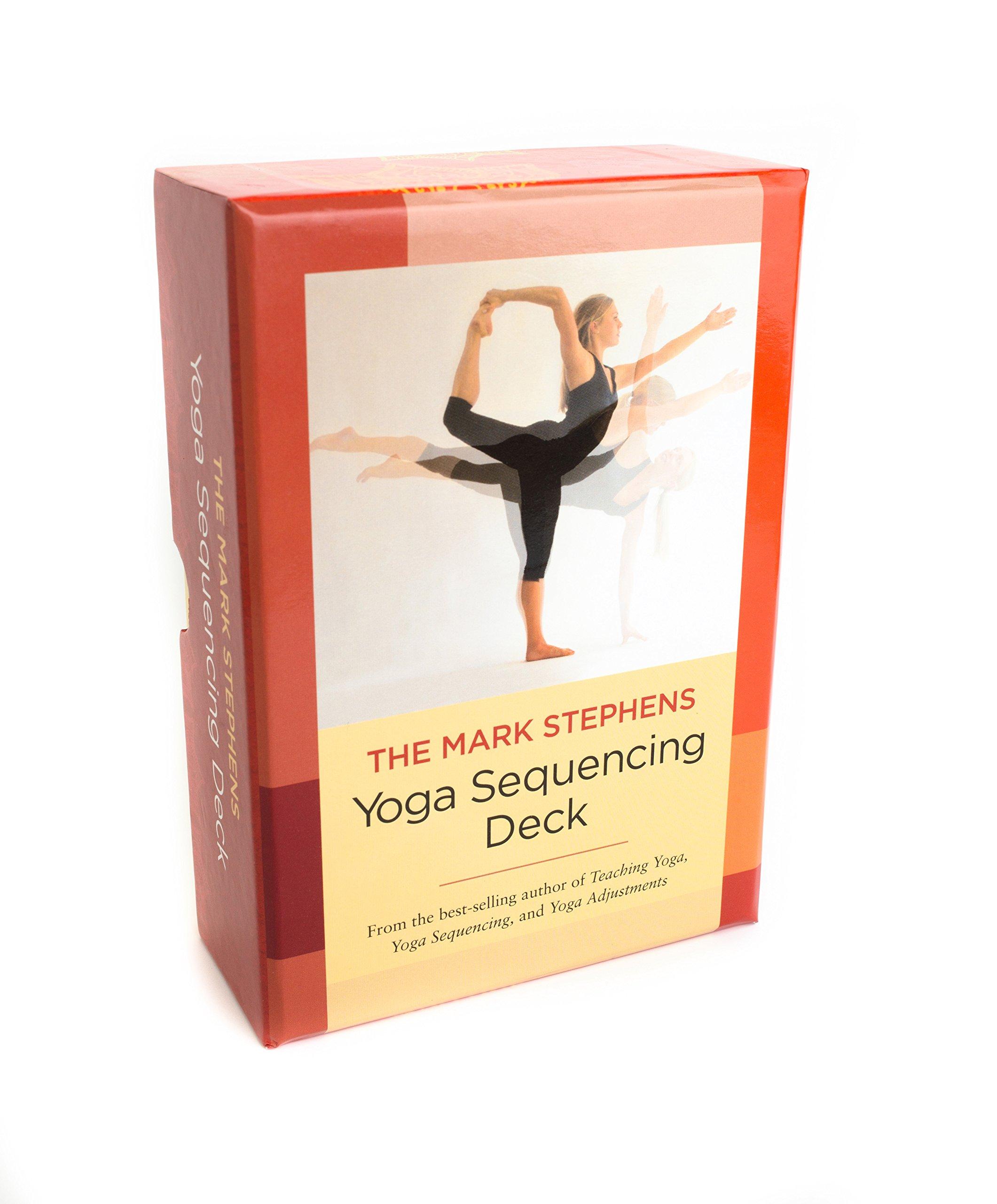 The Mark Stephens Yoga Sequencing Deck: Amazon.es: Mark ...