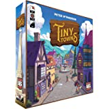 Tiny Towns: Original (AEG07053), 1-6 Players, 45-60 min Play Time, Strategy Board Game for Ages 14 and Up, Cleverly Plan…