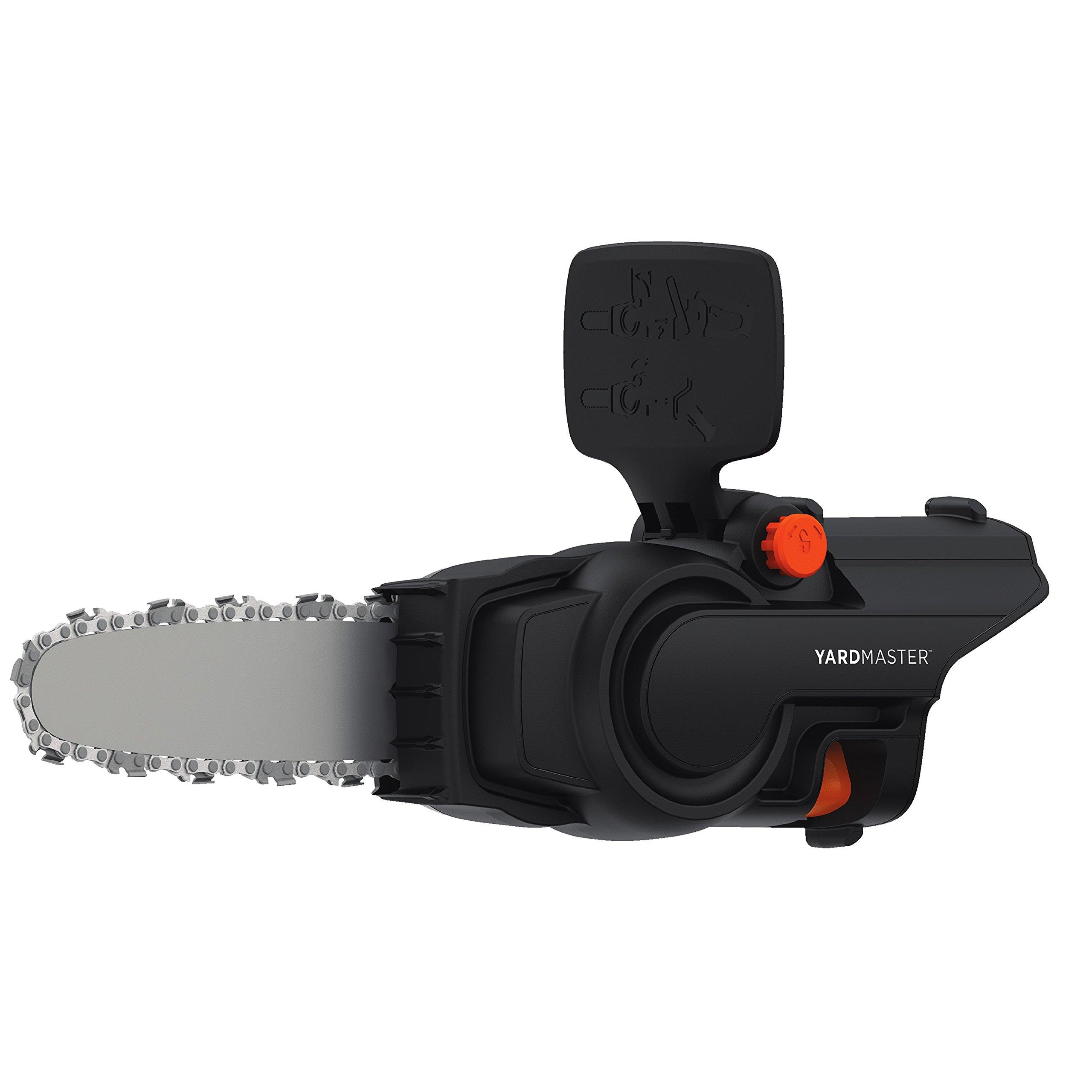 BLACK+DECKER BCASCS60B YARDMASTER 20V MAX Chainsaw Attachment