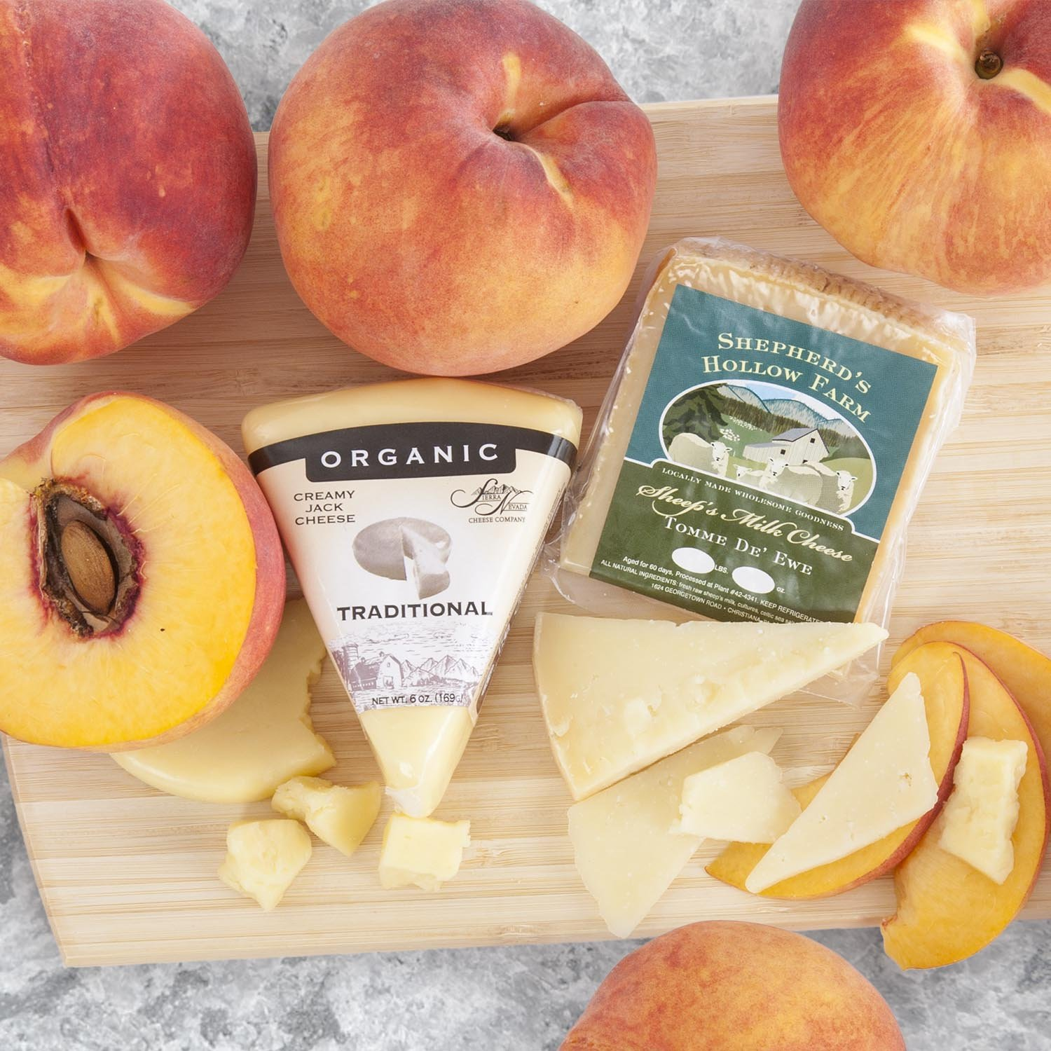 Golden State Fruit Monthly Fruit and Cheese Club (Premium Version) - 6 Month Club by Golden State Fruit (Image #3)