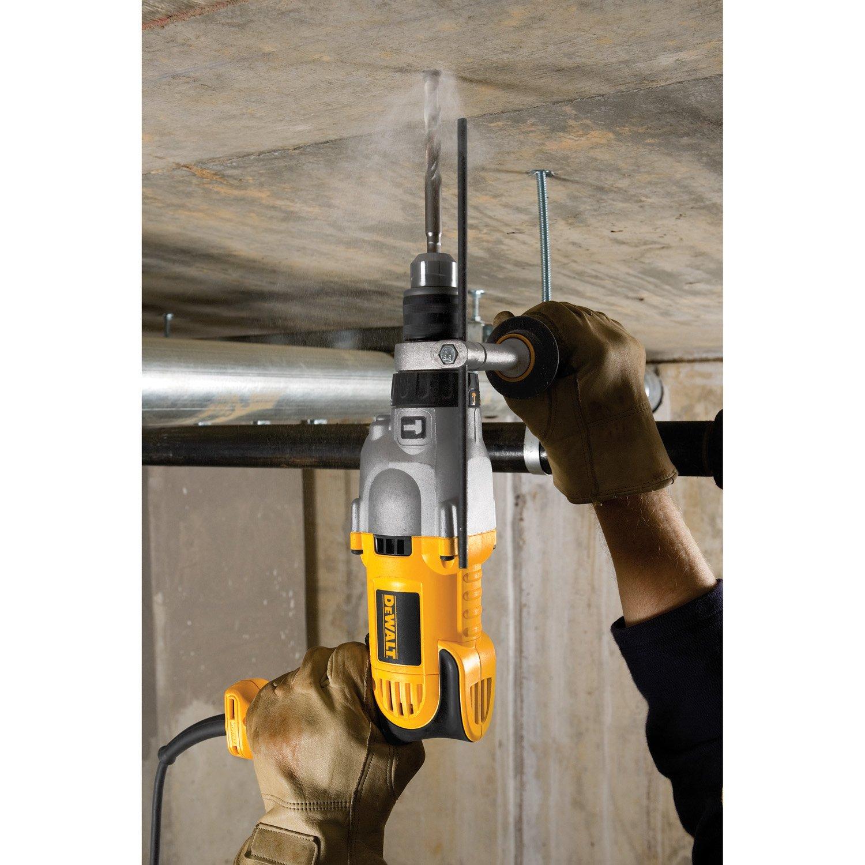 5af9aeaf DEWALT DWD520K 1/2-Inch VSR Pistol Grip Hammerdrill Kit - cineric.com