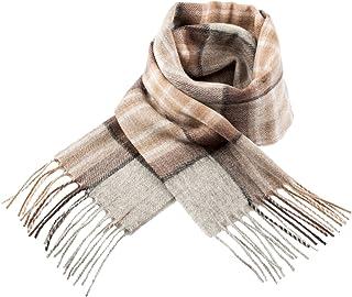 Edimburgo 100% lana de cordero de tartán escocés Multicolor bufanda Edinburgh Lambswool