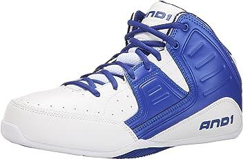 AND 1 Mens Rocket 4.0 Basketball Shoe