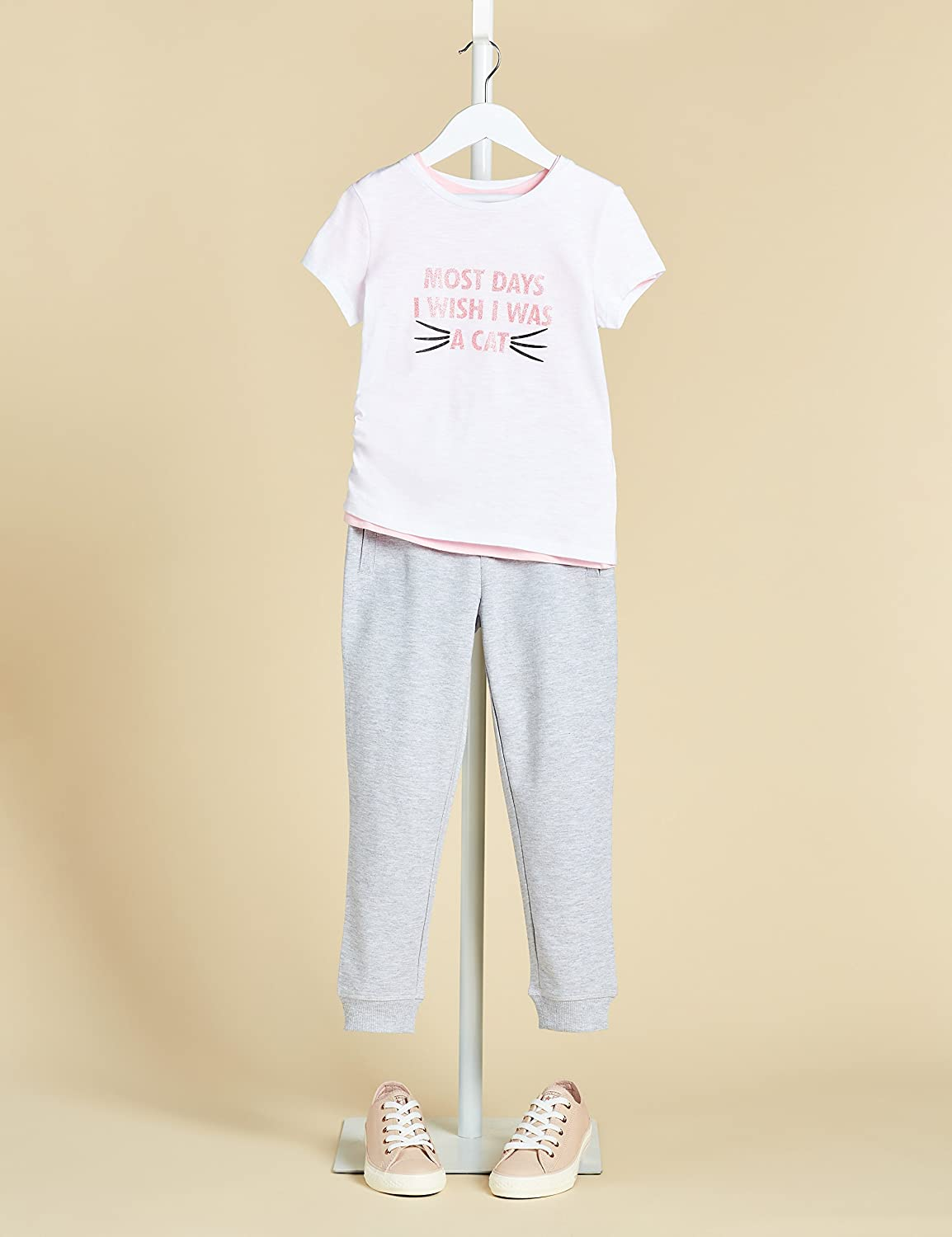 RED WAGON Girls Joggers
