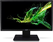 Monitor Acer 21,5'' LED V226HQL FULL HD VESA VGA/DVI/HDMI