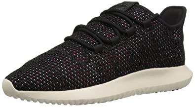 official photos 53cc9 1eaa7 adidas Originals Women s Tubular Shadow CK Running Shoe, Black Chalk  White Shock Pink