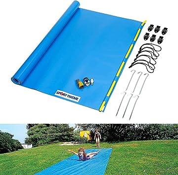 Sport-Thieme - Tobogán de Agua para jardín (1125304): Amazon.es: Juguetes y juegos