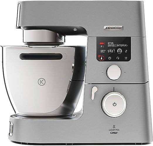 Kenwood Cooking Chef Gourmet KCC9040S - Robot de cocina, 1500 W ...