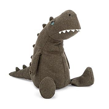 Amazon Com Jellycat Pobblewob Dinosaur Stuffed Animal 12 Inches